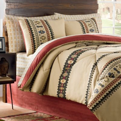 Tioga 8-Piece Queen Comforter Set