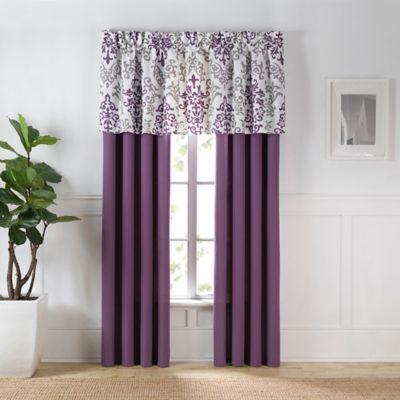 Carina 84-Inch Window Panel Pair