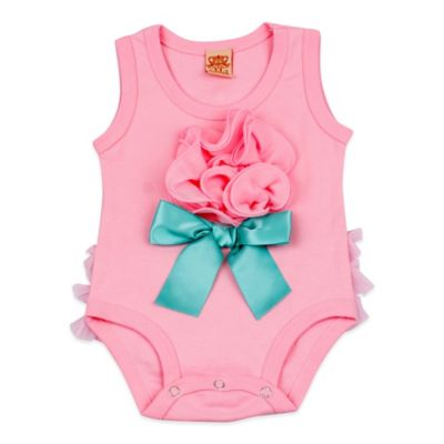 Flowers Baby Clothing