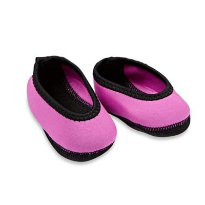 nufoot Always-On Ballet Slipper in Pink