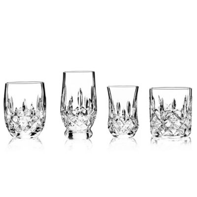 Waterford Lismore Mixed Tumblers (Set of 4)
