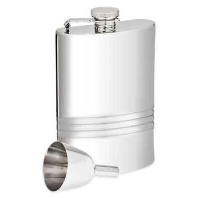 Godinger Top Shelf Flask with Pourer