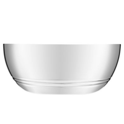 Godinger Top Shelf Round Nut Bowl