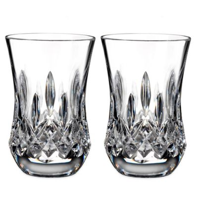Waterford Lismore Flared Sipping Tumblers (Set of 2)