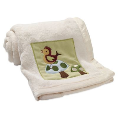 Lambs & Ivy® Enchanted Forest Blanket