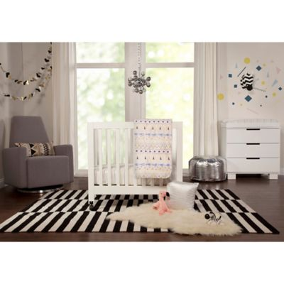 Babyletto Desert Dreams Mini Crib Bedding Collection > Babyletto Desert Dreams 4-Piece Mini Crib Bedding Set