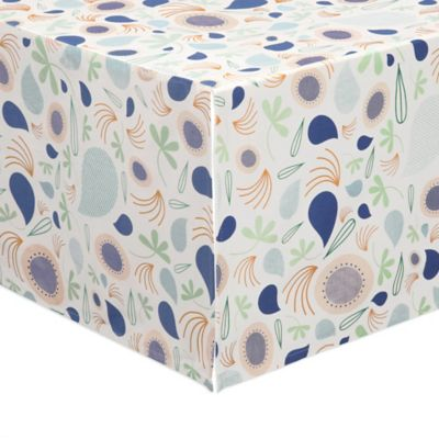Babyletto Fleeting Flora Crib Skirt