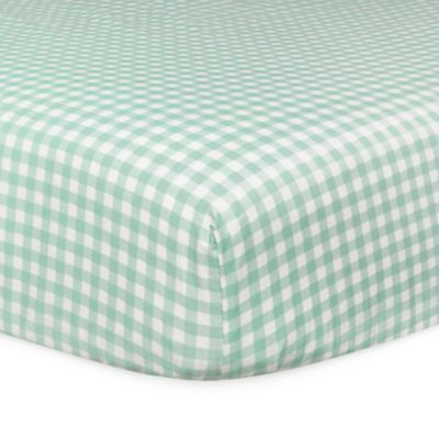 Babyletto Tulip Garden Mini Crib Bedding Collection > Babyletto Tulip Garden Fitted Mini Crib Sheet