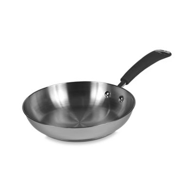 Bialetti® Presence Professional Stainless Steel 10-Fry Pan