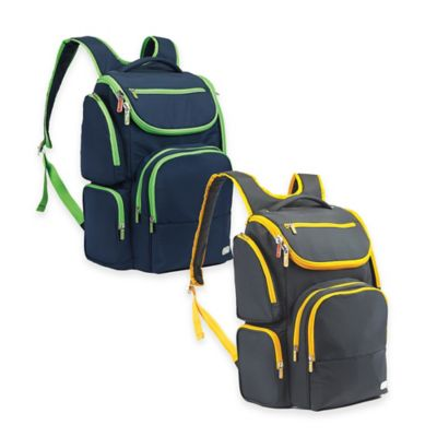 Lug® Outfielder Backpack in Navy Blue