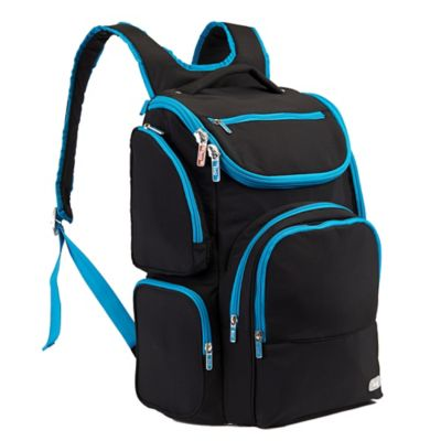 Lug® Outfielder Backpack in Midnight Black