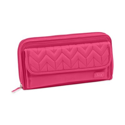 Rose Pink Travel Accessories