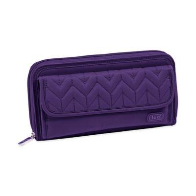 Plum Purple Travel Accessories