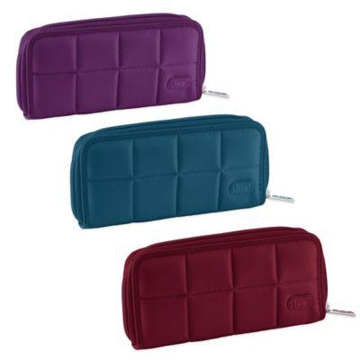 Lug® Shuffle Wallet in Ocean Blue