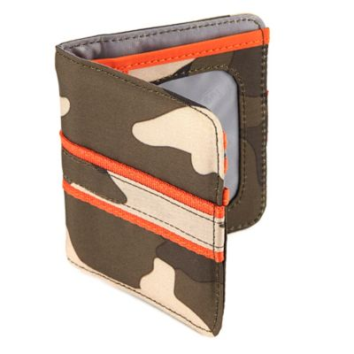 Lug® Tailback Pocket Wallet in Camo Olive
