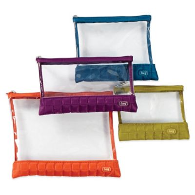 Lug® 4-Piece Clearview Envelopes