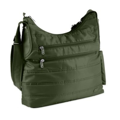 Lug® Cable Car Satchel Bag in Grass Green