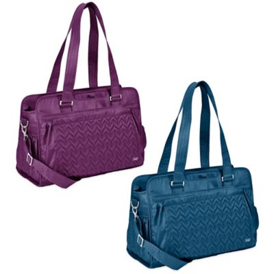 Lug® Caboose Carry-All Bag in Plum Purple