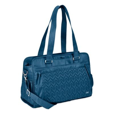 Lug® Caboose Carry-All Bag in Ocean Blue