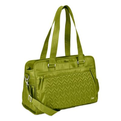 Lug® Caboose Carry-All Bag in Grass Green