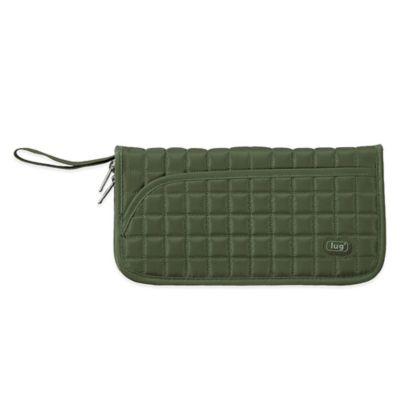 Lug® Tango Travel Wallet in Olive Green