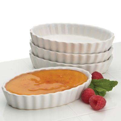 Brulee Dish