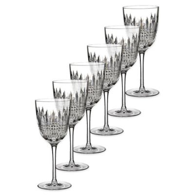 Waterford® Lismore Diamond Goblets Buy 5 Get 6 Value Set