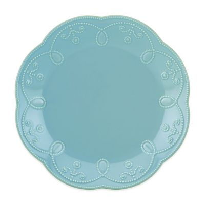 Lenox® French Perle Accent Plate in Robins Egg