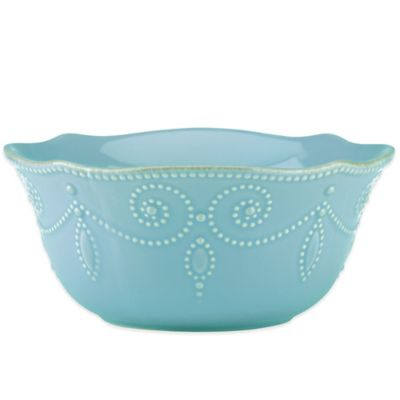 French Perle All-Purpose Bowl in Robins Egg