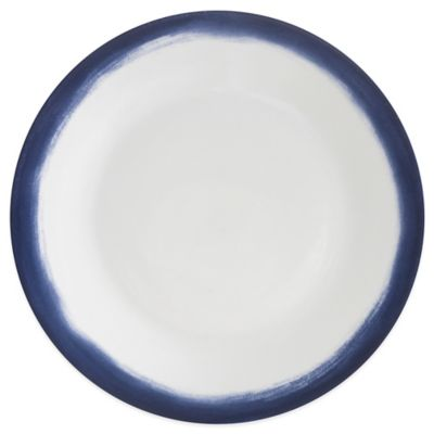 Vera Wang Wedgwood® Vera Simplicity Indigo Ombre Dinner Plate