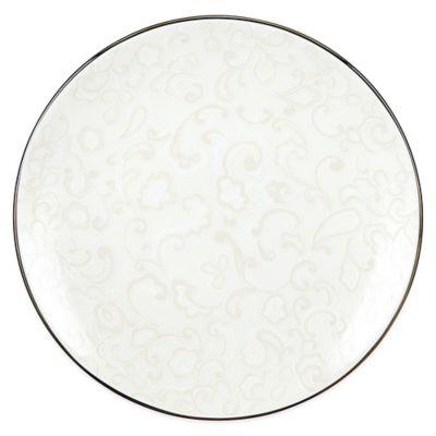 Lenox® Venetian Lace Lattice Accent Plate