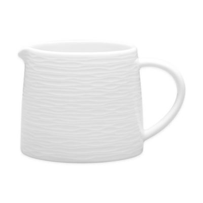 Dishwasher Safe Swirl Creamer