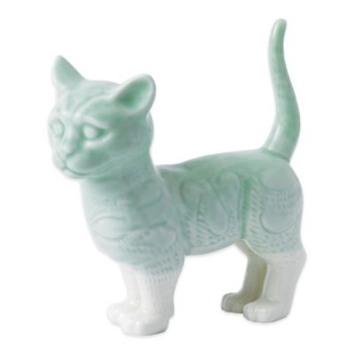 Royal Doulton® 1815 Porcelain Cat Figurine