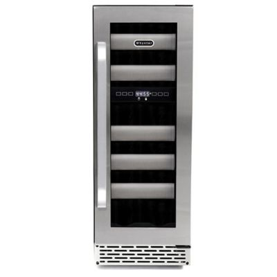Whynter Elite BWR-171DS 17-Bottle Stainless Steel Dual-Zone Wine Refrigerator