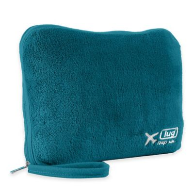 Teal Travel Accessories