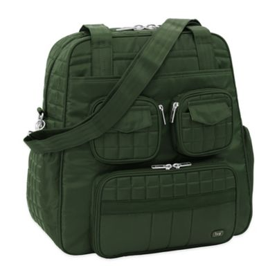 Lug® Puddle Jumper Overnight/Gym Bag in Green