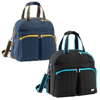 Lug® Boxer Overnight/Gym Duffle in Midnight Black