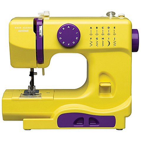 Janome Citrus Circus Portable Sewing Machine - www ...