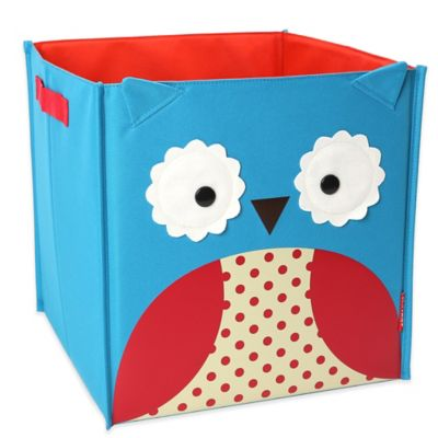 SKIP*HOP® Zoo Owl Large Canvas Storage Bin