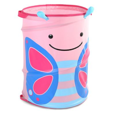 SKIP*HOP® Zoo Butterfly Pop-Up Hamper