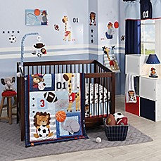Lambs Amp Ivy 174 Future All Star Crib Bedding Collection
