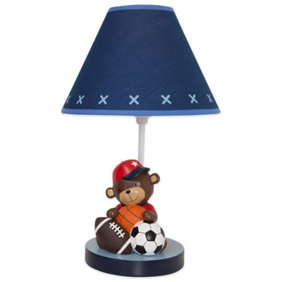 Lambs & Ivy® Future All Star Lamp Base and Shade