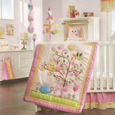 8-Piece Crib Bedding
