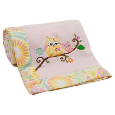 Lambs & Ivy® Happi Tree Blanket