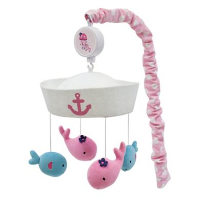 Lambs & Ivy® Splish Splash Musical Mobile