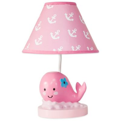 Lambs & Ivy® Splish Splash Lamp Base with Shade