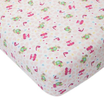Lambs & Ivy® Sprinkles Fitted Crib Sheet