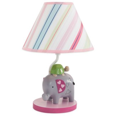 Lambs & Ivy® Sprinkles Lamp Base with Shade