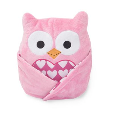 Lambs & Ivy® Sprinkles Juliette Owl Plush Toy