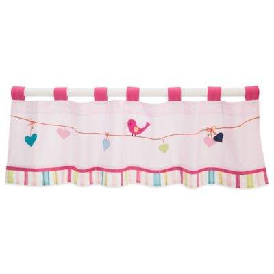 Lambs & Ivy® Sprinkles Window Valance